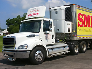 Video thumbnail for Smith Dairy Deploys Natural Gas Vehicles and Fueling Infrastructure in the Midwest