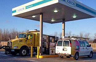 Video thumbnail for Indianapolis CNG Fueling Station Attracts Local Fleets, Turns into Profit Center