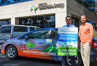 Video thumbnail for San Diego Dealers Plug-In to Electric Vehicle Progress