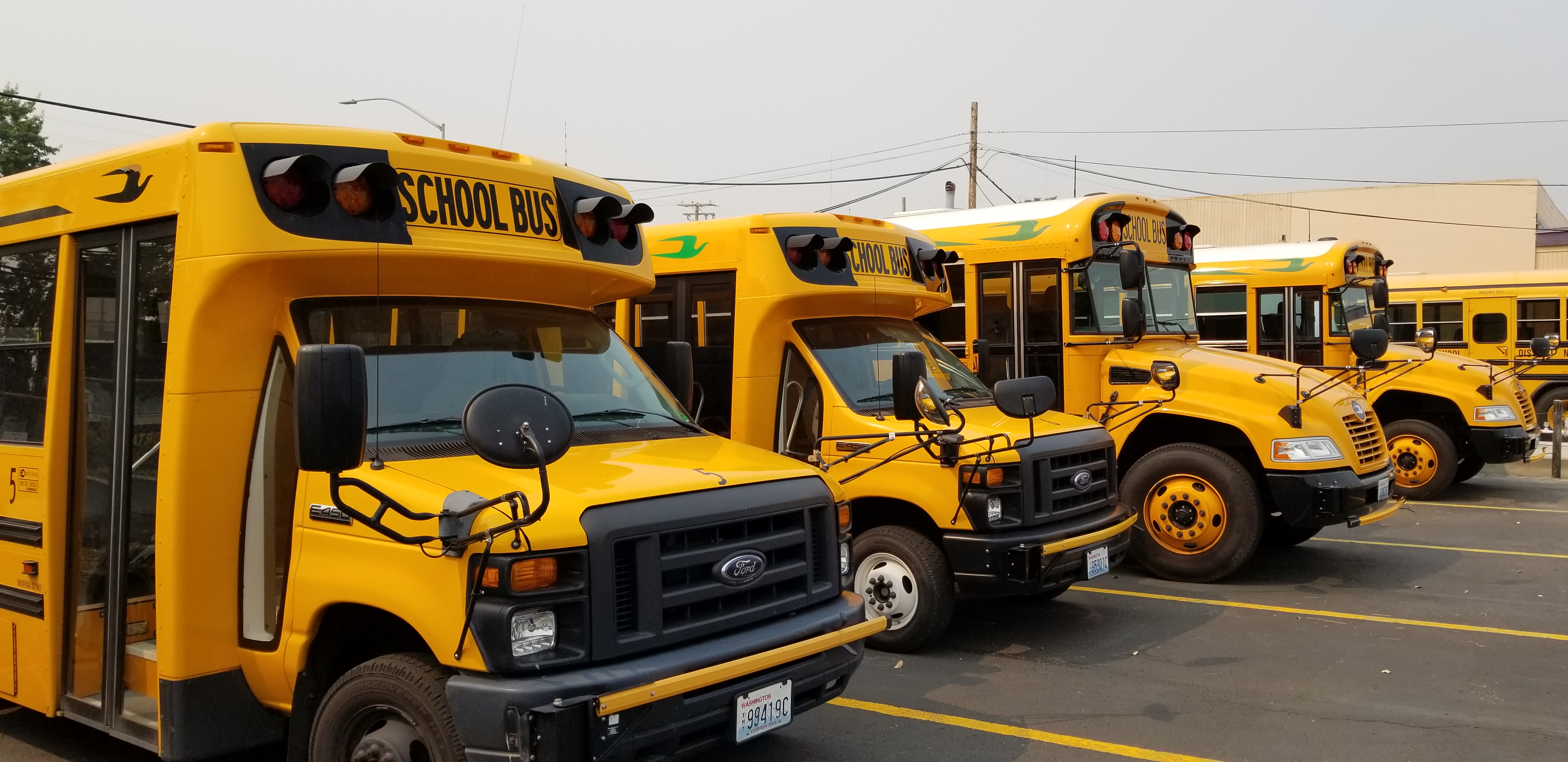 Video thumbnail for Washington School District Cuts Costs and Improves Air Quality with Propane Buses