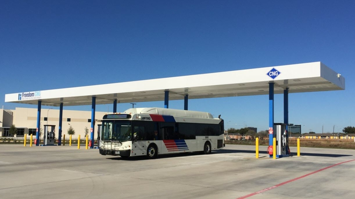 Video thumbnail for Compressed Natural Gas Fuels Houston's Resiliency