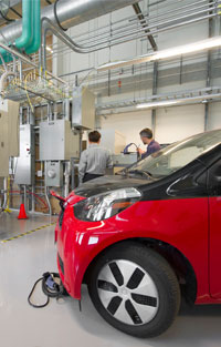 Electric Vehicle Research And Development