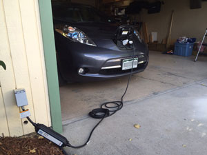 Installing Charging Equipment In Your Home