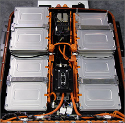 Photo Of A Lithium Ion Battery