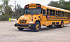 Photo of a school bus.
