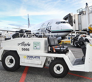 Video thumbnail for Sea-Tac and Alaska Air Group Achieve Sky-High Results with Electric Ground Support Equipment