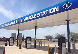Video thumbnail for Natural Gas Stations Abound on Oklahoma's Interstate Highway System