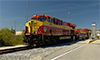 Video thumbnail for Natural Gas Trains Make the Grade in Florida