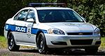 2016 chevy impala police