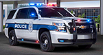 2016 chevy tahoe police